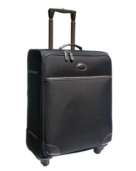 "Black Pronto 21"" Rolling Duffel Luggage"