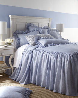 """Savannah"" & ""Madeline"" Bed Linens"