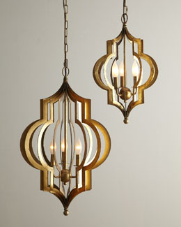 Pattern Makers Pendant Lights