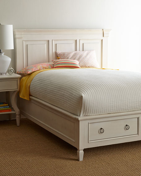 Edgewood Queen Storage Bed