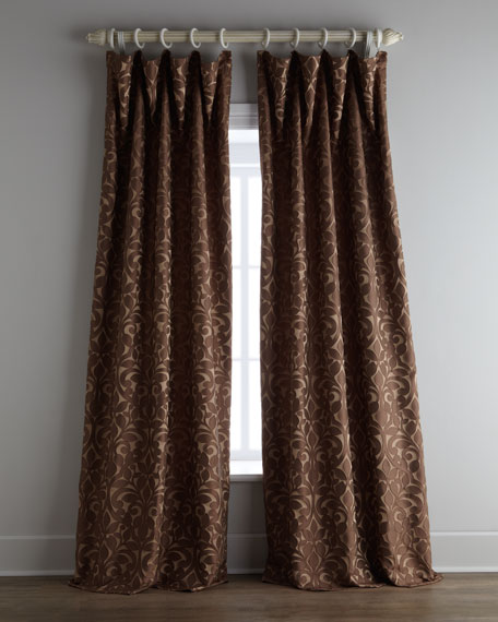 "Each 96""L Harley Curtain"