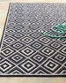 Diamonds Galore Outdoor Rug