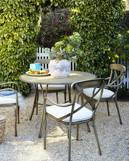 Bordeaux Outdoor Bistro Dining Furniture