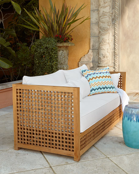Maya Outdoor Sofa Cushions