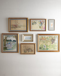 Giclee Artwork Wall Gallery