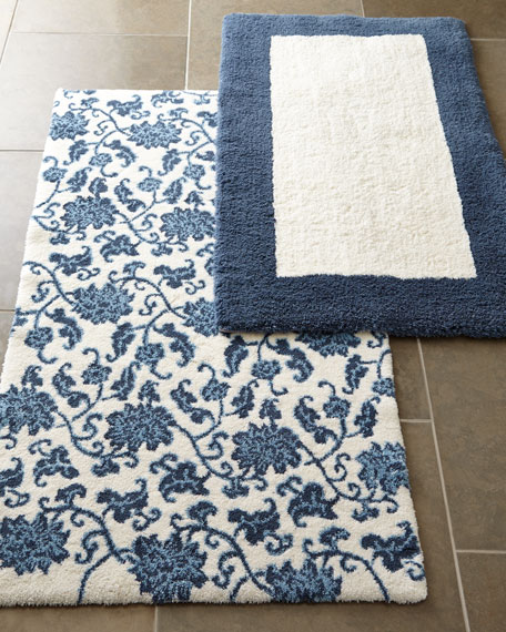 23  x 39  Tuscany Bath Rug. Bath Rugs  Designer Bath Mats   Bathroom Mats at Horchow