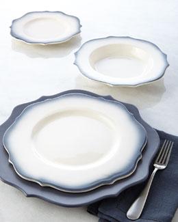 12-Piece Splendor Dinnerware Service & Charger Plate