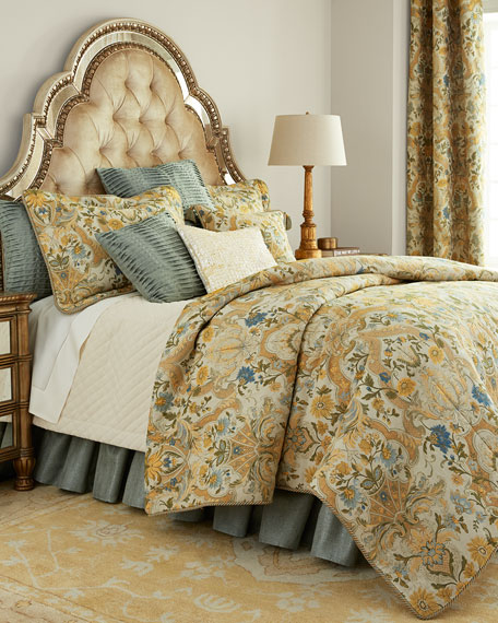 Queen Manor Three-Piece Comforter Set
