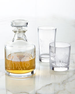 Garrett Decanter & Glassware