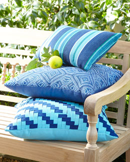 American Summer Outdoor Pillows