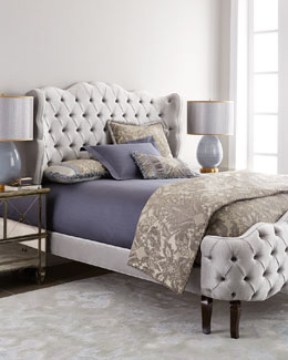 Pantages Tufted Beds