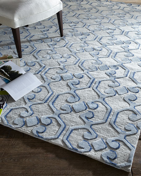 Romilly Rug, 9' x 12'