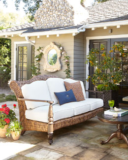 Royal Plantation Outdoor Loveseat & Sofa