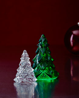 Crystal Christmas Trees