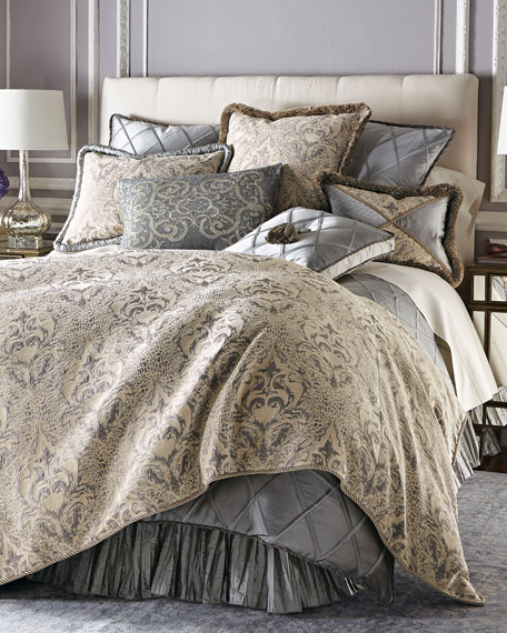 Queen Everest Duvet Cover