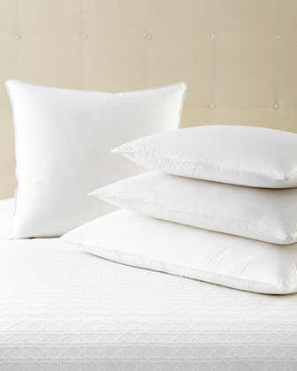 Down and Down-Alternative Pillows
