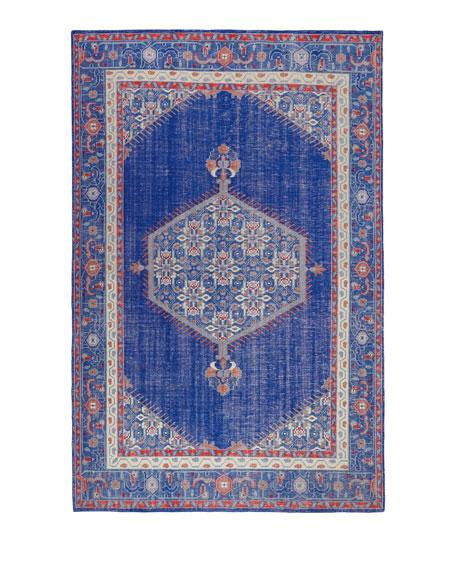 Blue Beyond Rug, 8' x 11'