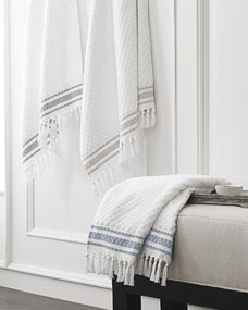 Kassatex Sultania Towels