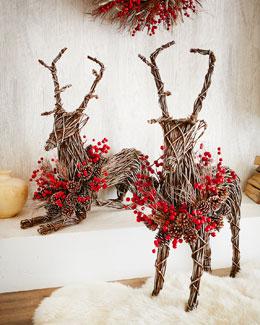Aspen Fantasy Vine Deer