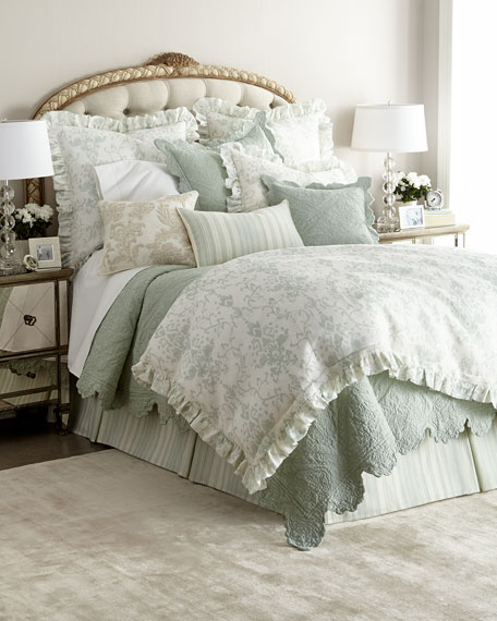 King Zella Quilted Sham