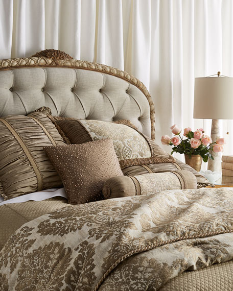 Austin Horn Classics King Vienna Quilted Coverlet