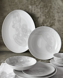 Grey Malachite Serveware