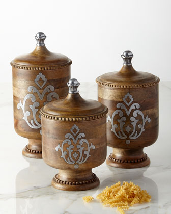 Heritage Canisters