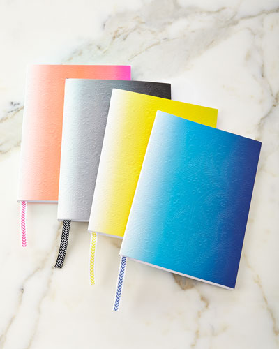 B5 Neon Paseo Notebooks