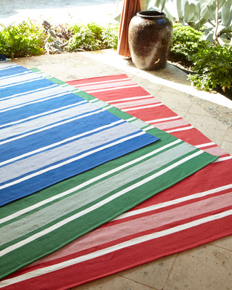 Harborview Stripe Indoor Outdoor Rug