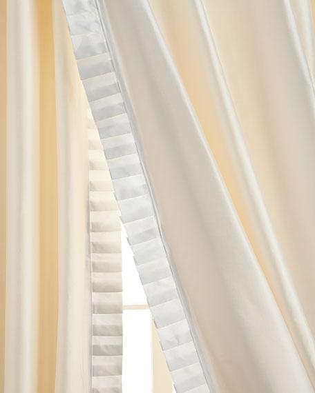 "Pair of 50""W x 108""L Simone Curtains"