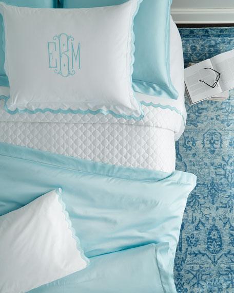 Two King 520TC Peighton Pillowcases