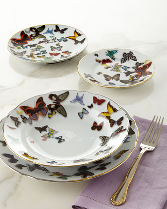 Butterfly Parade Dinnerware