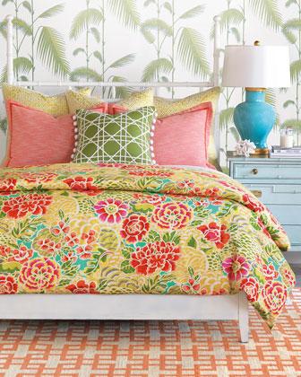 Modern Bedding Collection Designer Quilts At Neiman