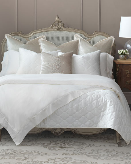 King Violetta Coverlet