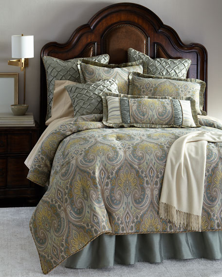 Cannes King 3-Piece Comforter Set