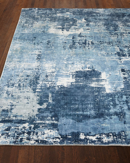 Blue Horizon Rug, 8' x 10'
