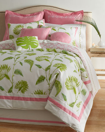 Palm Court Bedding