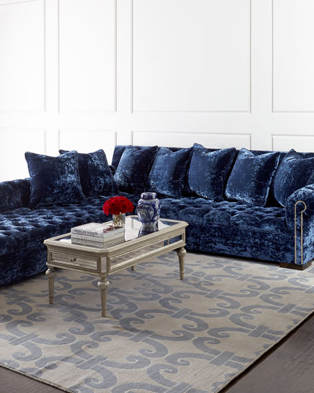Divine Left-Chaise Sectional Sofa