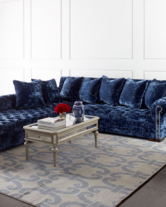 Divine Chaise Sectional Sofa