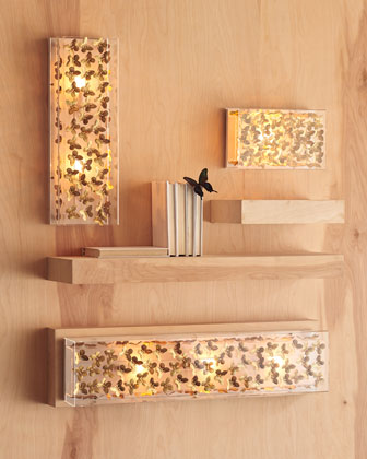 Butterfly Sconces