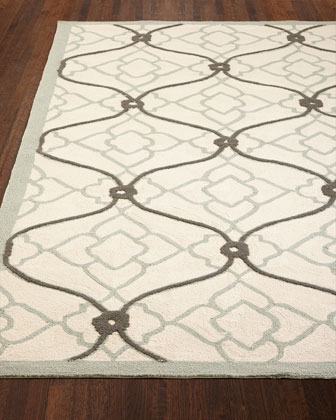 Truly Divine Outdoor Rug