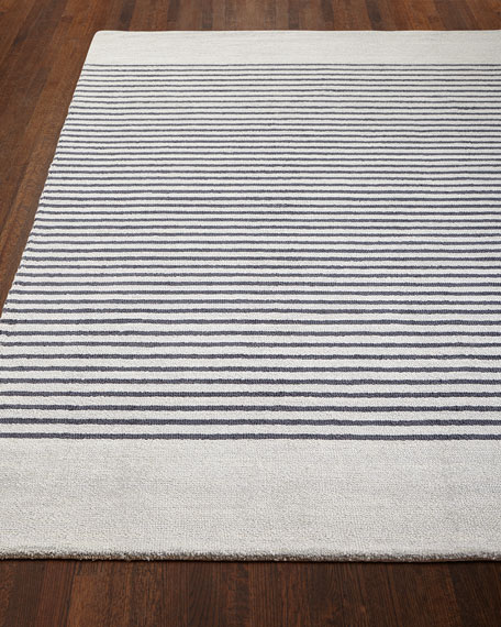 Moselle Rug, 4' x 6'