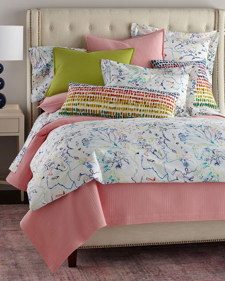 Twin Kelly Matelasse Coverlet