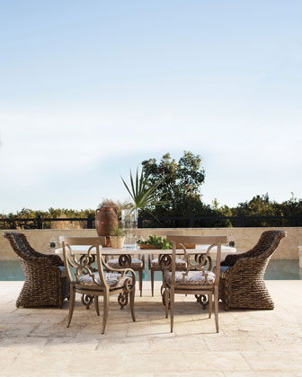 Hemingway Outdoor Dining Furniture