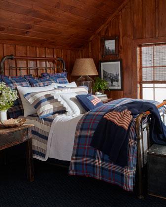 Saranac Peak Bedding