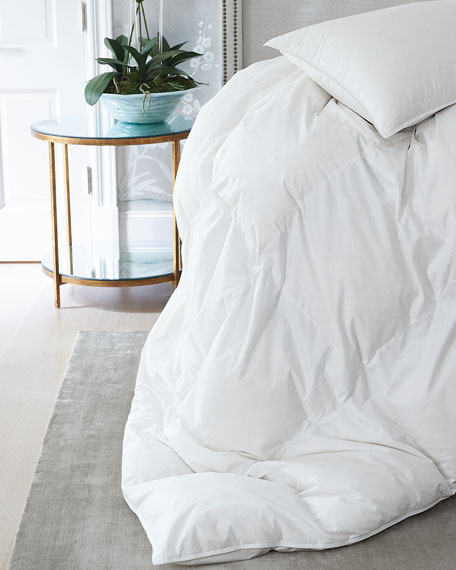 King Luxe-Size Haven Down Comforter, Light