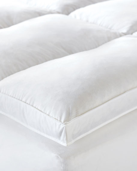 Queen Saugatuck Feather Bed