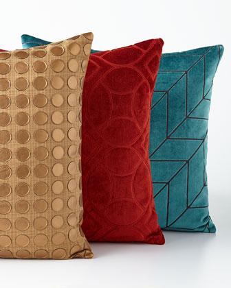 Modern Twist Pillows