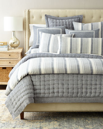 Hampton Ticking Bedding