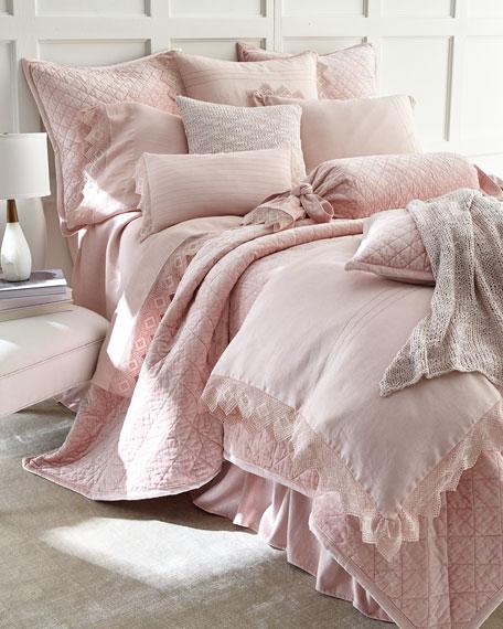 """Simona Large Bolster Pillow, 14"""" x 49"""""""
